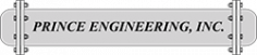 logo, engineering, mechanical, process design, piping, Prince Engineering, South Carolina