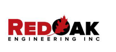 RedOak, logo, mechanical, piping, design, Prince Engineering, South Carolina