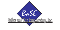 Base, logo, mechanical, piping, design, Prince Engineering, South Carolina