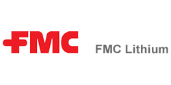 FMC Lithium, logo, engineering, mechanical, process desing, piping, Prince Engineering, South Carolina