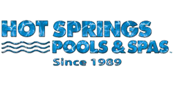 Hot Springs Pools and Spas, logo, Pool Design, Piping Design, Prince Engineering, South Carolina