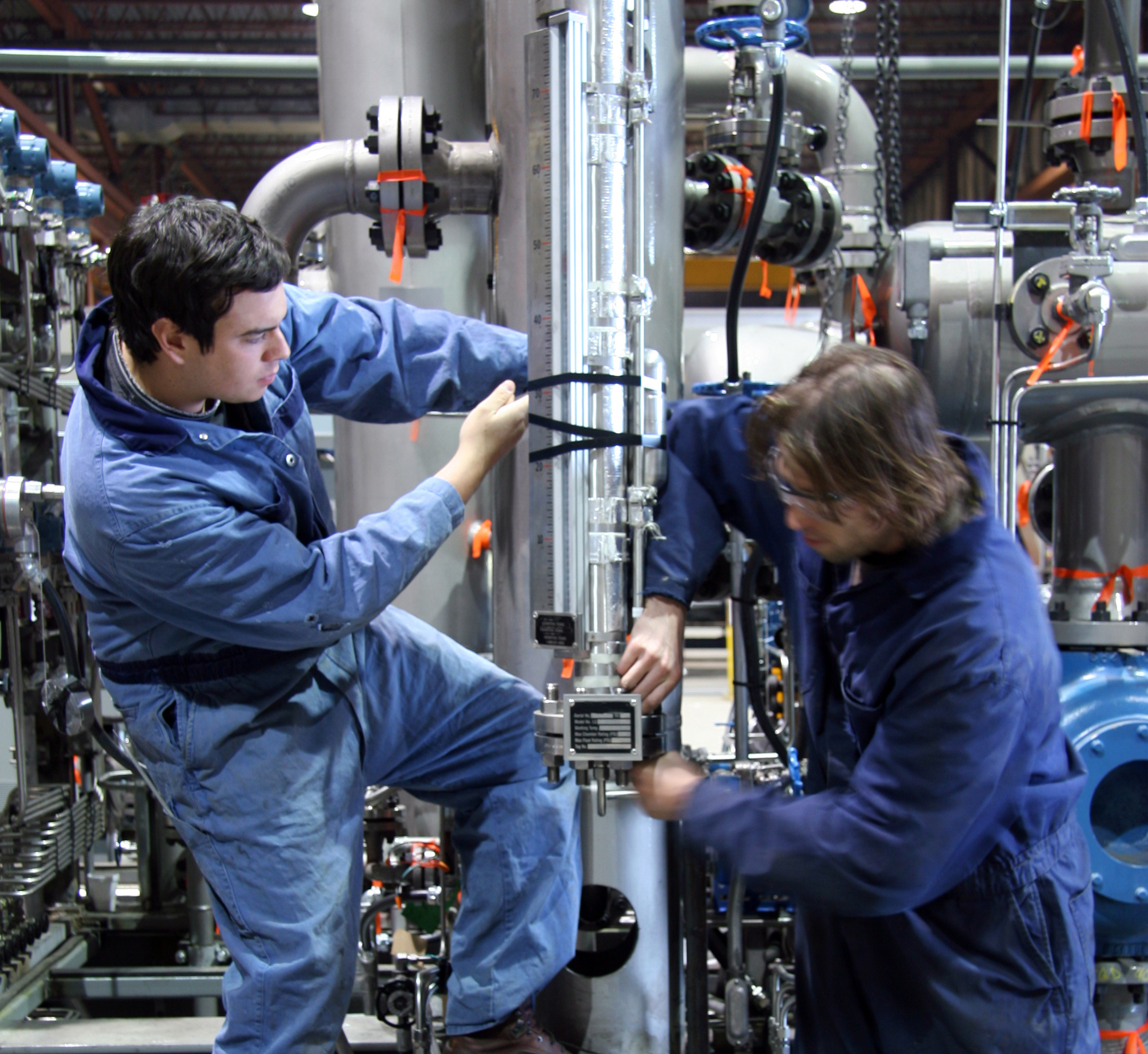 Industrial Piping System, Piping Design, Utility System Design, Piping Stress Analysis, Prince Engineering, Greenville South Carolina